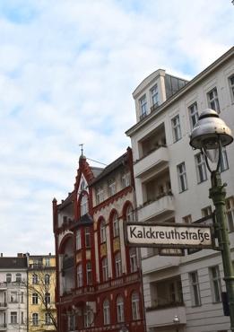 Kalckreuthstr., Berlin